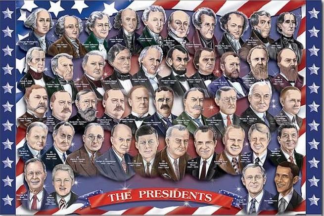 Президентство в настоящее время